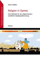 Steffen Religion in Games Cover